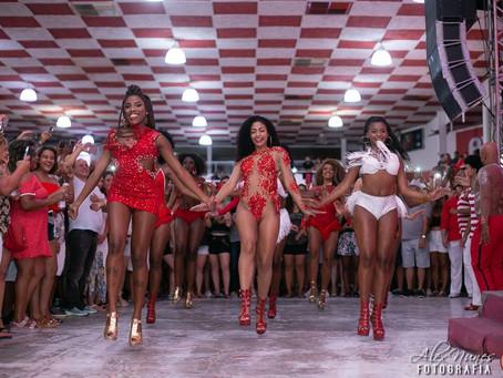 Grito de Carnaval com Festa à Fantasia encerra a temporada de ensaios na quadra