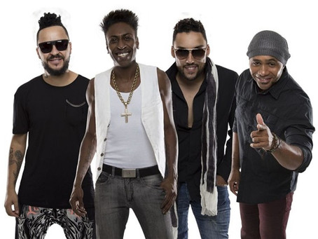 Grupo Pixote fará mega show em Bangu