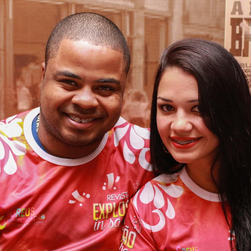 Sandro Avelar e Rosana
