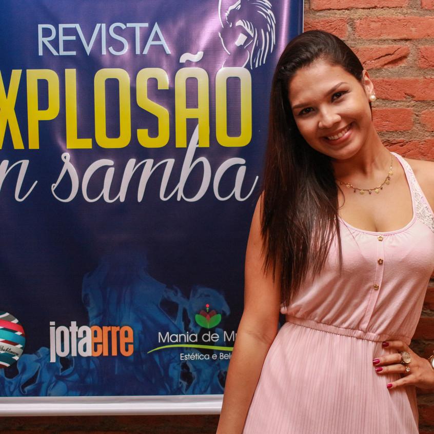 promotora de eventos Celina  Pereira