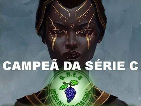 Império da Uva é a campeã do grupo C no carnaval 2019