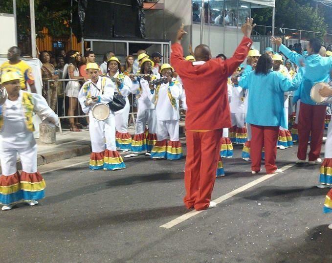 Alegria do Vilar vai abrir os desfiles de domingo de carnaval