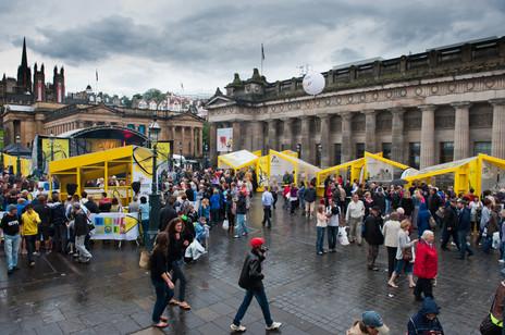 Asistencia a la promoción 'A taste of Spain' en Edimburgo