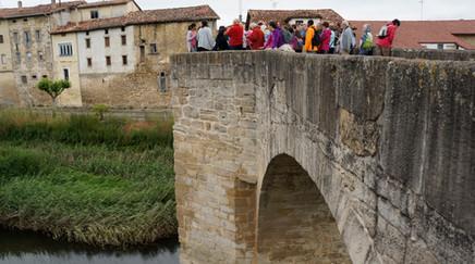 Jornada 'El Camino de Santiago en familia por Añana'