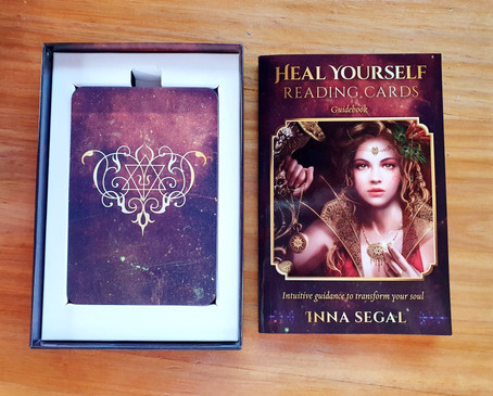 Win Yourself an Oracle Card deck
