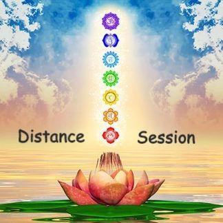 Intuitive Distance Reiki Healing