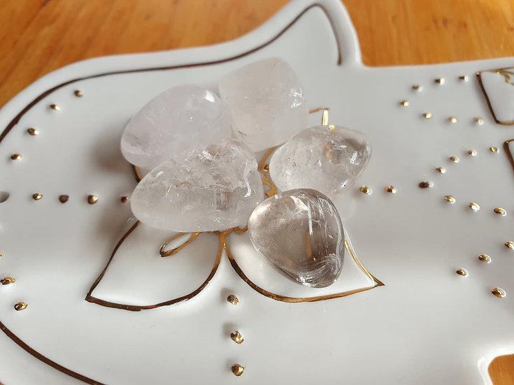 Clear Quartz Tumbled Crystal