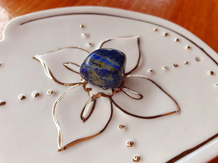 Lapis Lazuli Tumbled Crystal