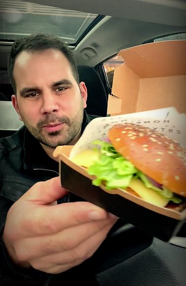 vegetarische burger van mcdondals vegeta