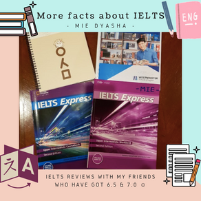 Update: 25 Facts 'bout IELTS and reviews from my bestie and mates with IDP Thailand 😍