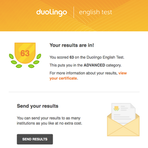 Duolingo English Test (DET) by Mie Dyasha