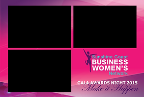 Awards Night Photo Booth Template