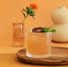 Green tea & orangeblossom