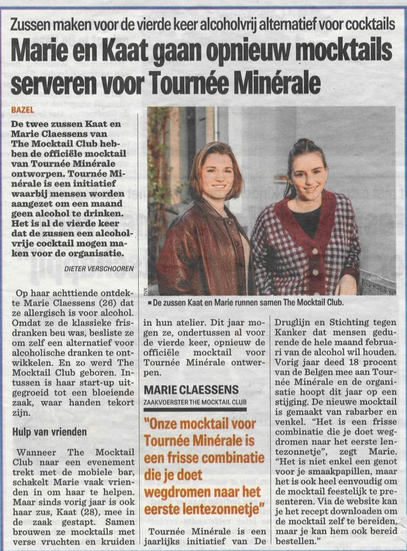 Nieuwsblad - Februari 2020