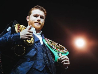 Et si le boxeur de l'année n'était pas Canelo Alvarez?