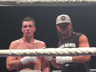 Jordan Balmir l'emporte dans une soirée de boxeparfaite