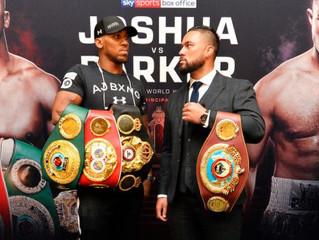 Anthony Joshua vs Joseph Parker; unification chez les lourds.