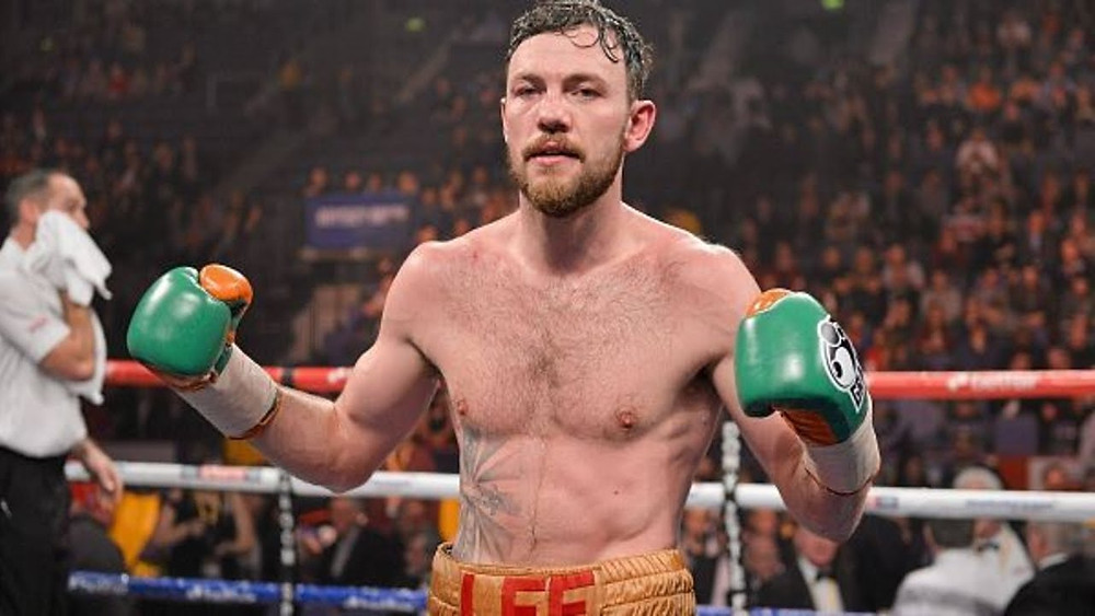 Andy Lee( 35-3-1)