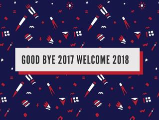 Ce que je laisse en 2017