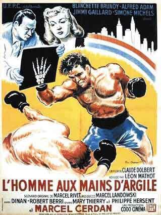 L'homme aux mains d'argile, 1949.