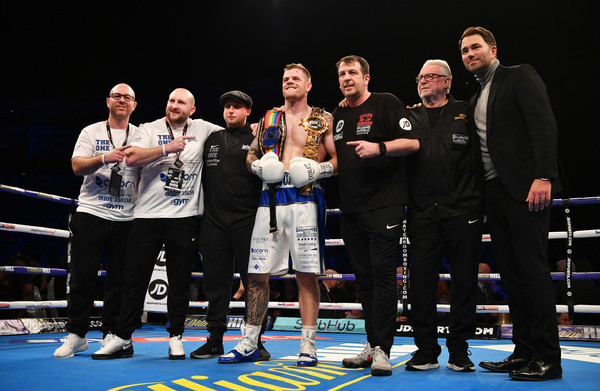 Callum Johnson and Eddie Hearn Photos»Photostream · Pictures. Boxing At The O2