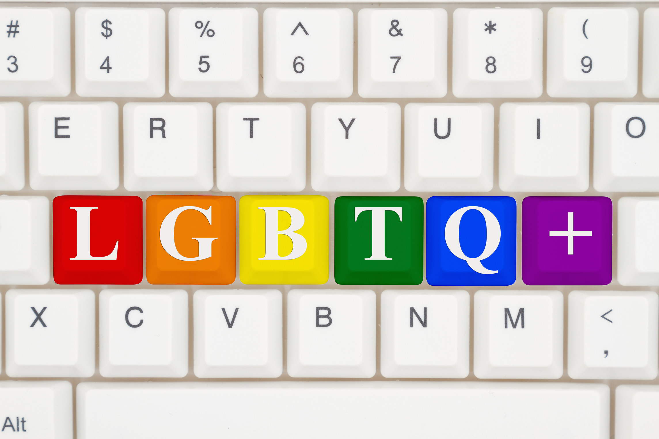 LGBTQ+ Keyboard (Original)