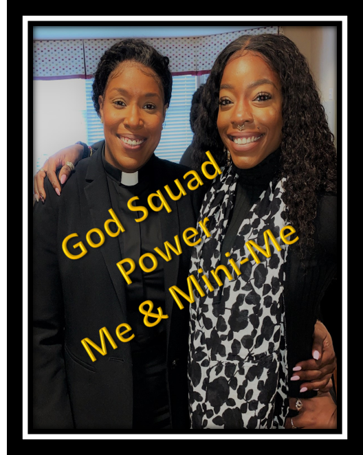 God Squad Power (Me & Mini-Me)