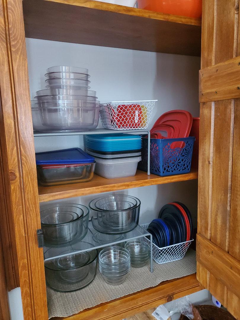 Food Container Organizaiton