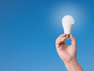 5 Reasons Why You Should Choose LED Lighting.