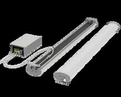 LED Quattro Linear Emergency Light