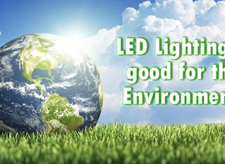 LED Lighting And The Environment