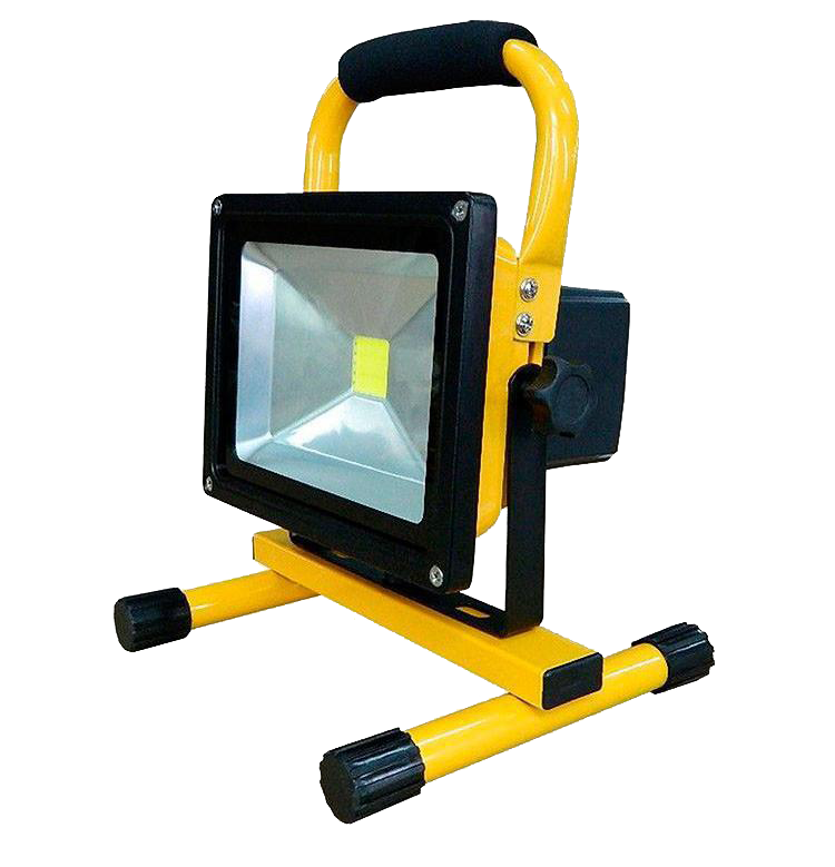 LED Portable Rechargeable Flood Ligh