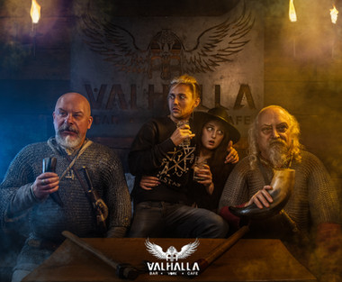 Valhalla Bar York
