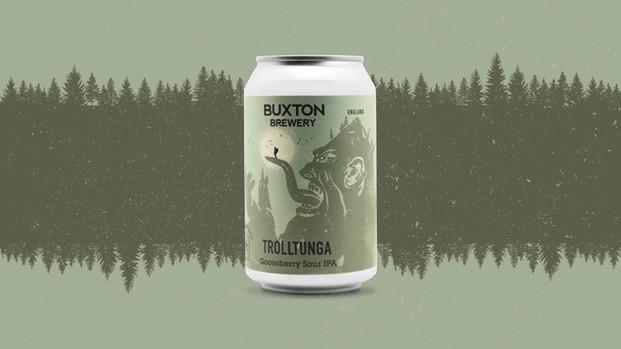 Buxton brewery trolltunga - Rebel North