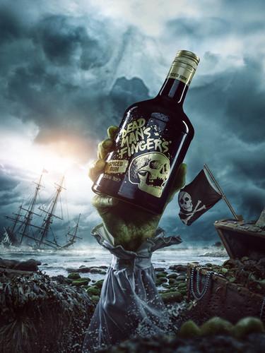 Dead Mans Fingers Rum
