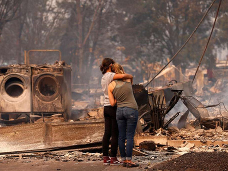 Get Help, Give Help !  Post-Fire Resources
