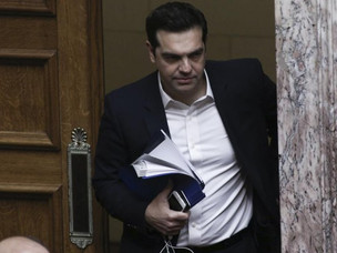 Αλέξης Τσίπρας, Πρωθυπουργός η Εισαγγελέας....