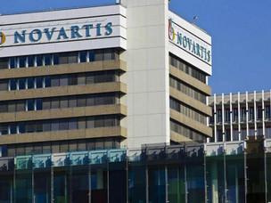 Μην χαζεύεις, είναι η Novartis.