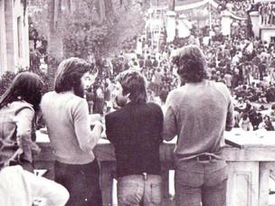 """Πολυτεχνείο 1973, """"Ημέρα μνήμης, σιωπής και σκέψης"""""""