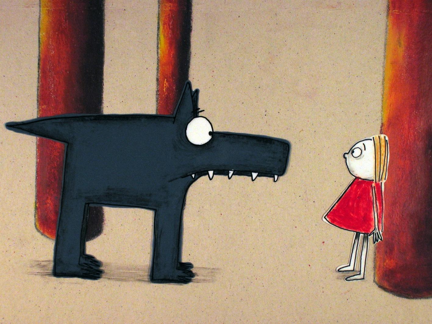Lili et le Loup