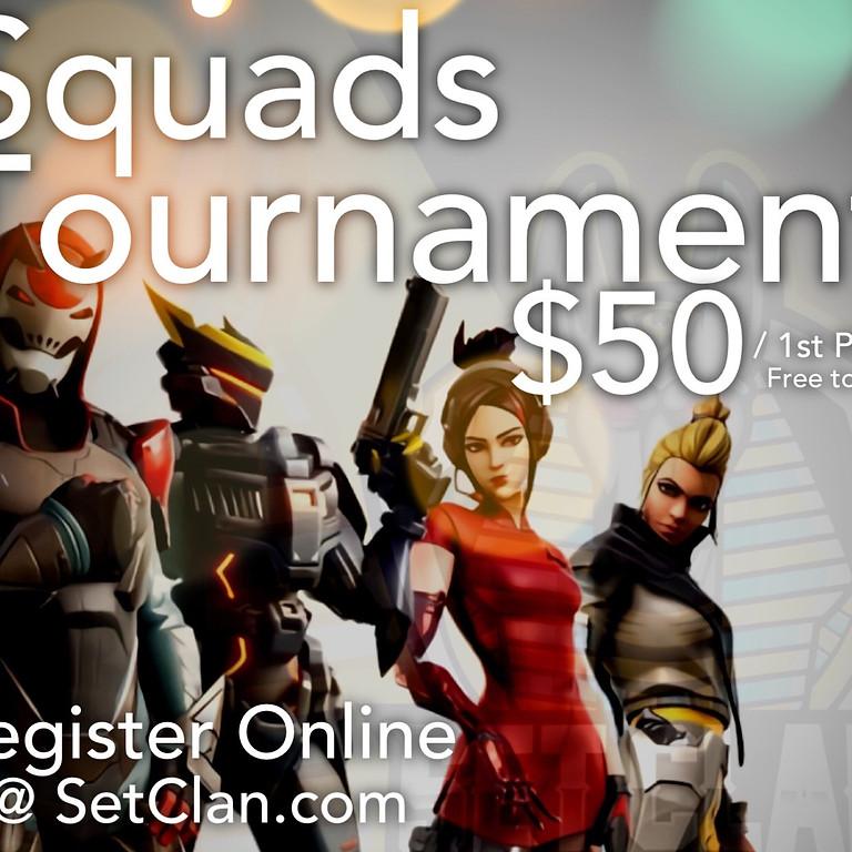 Squad Tournament