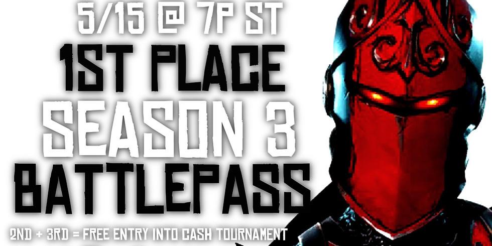 Solo battle pass for fortnite tournament