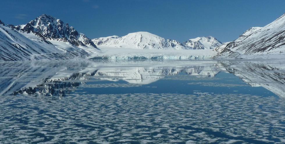 Leiftefjord Svalbard