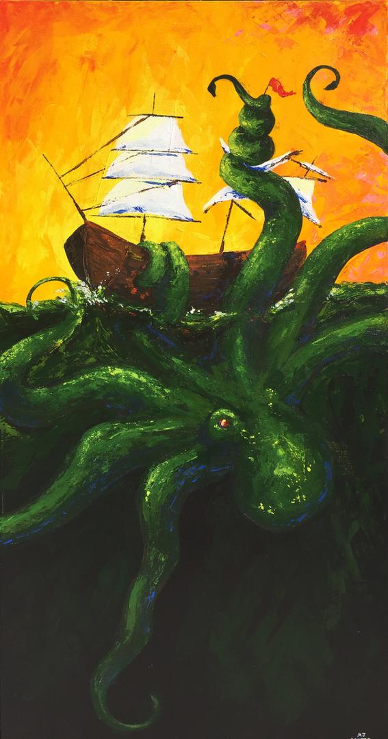 Kraken - 2020