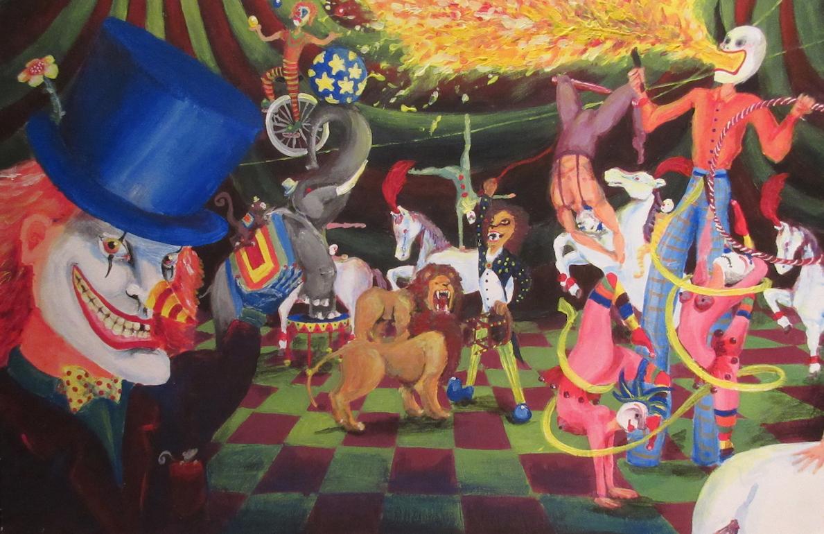 Le cirque - 2012