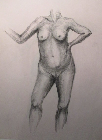 Femme 1 - 2013