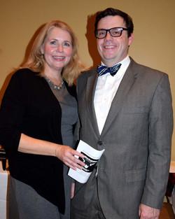 Stephanie & Chris Currie