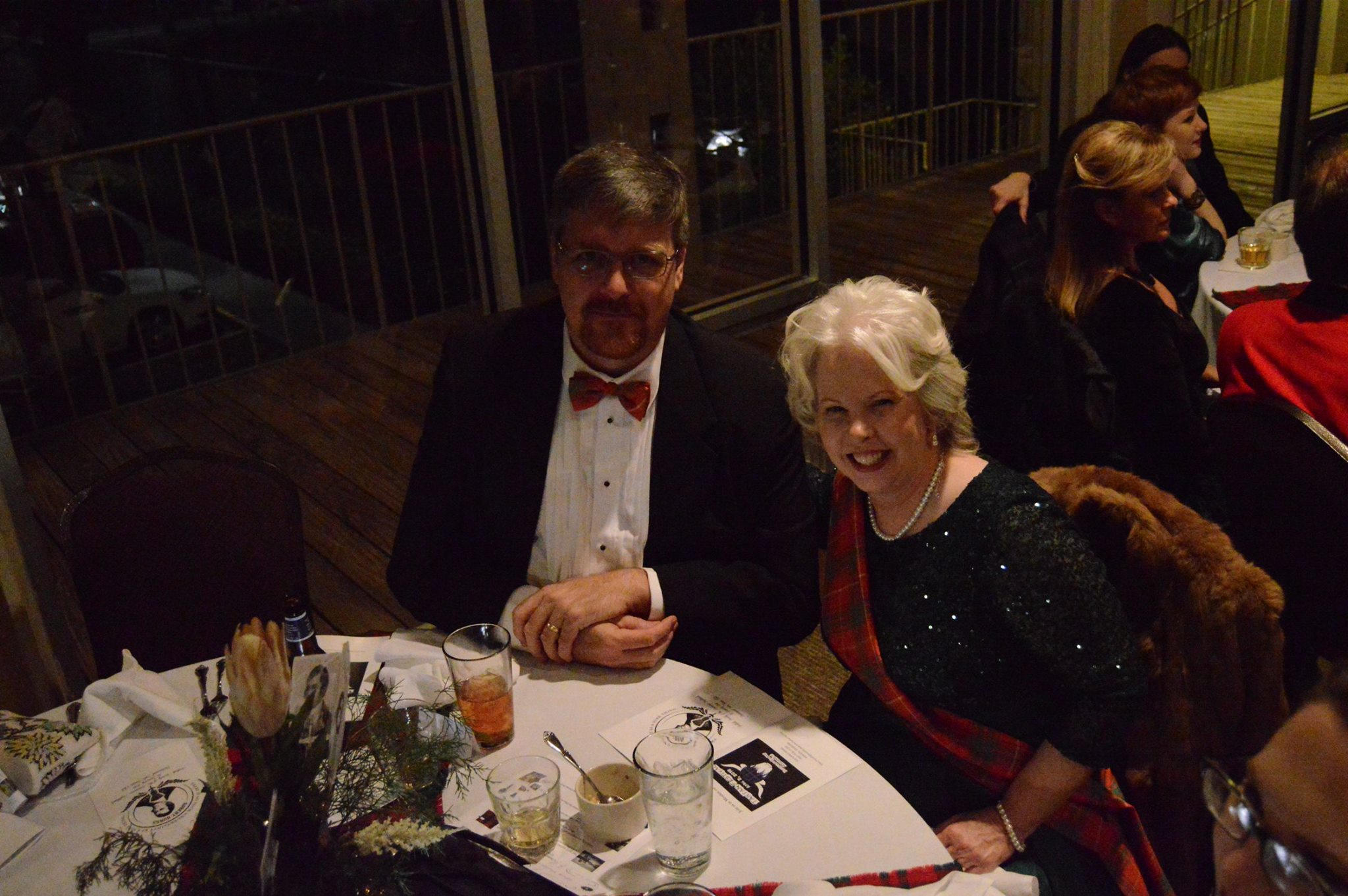 Ralph and Linda Carlisle