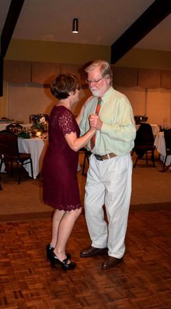 Sharon & Alan Cameron Dance