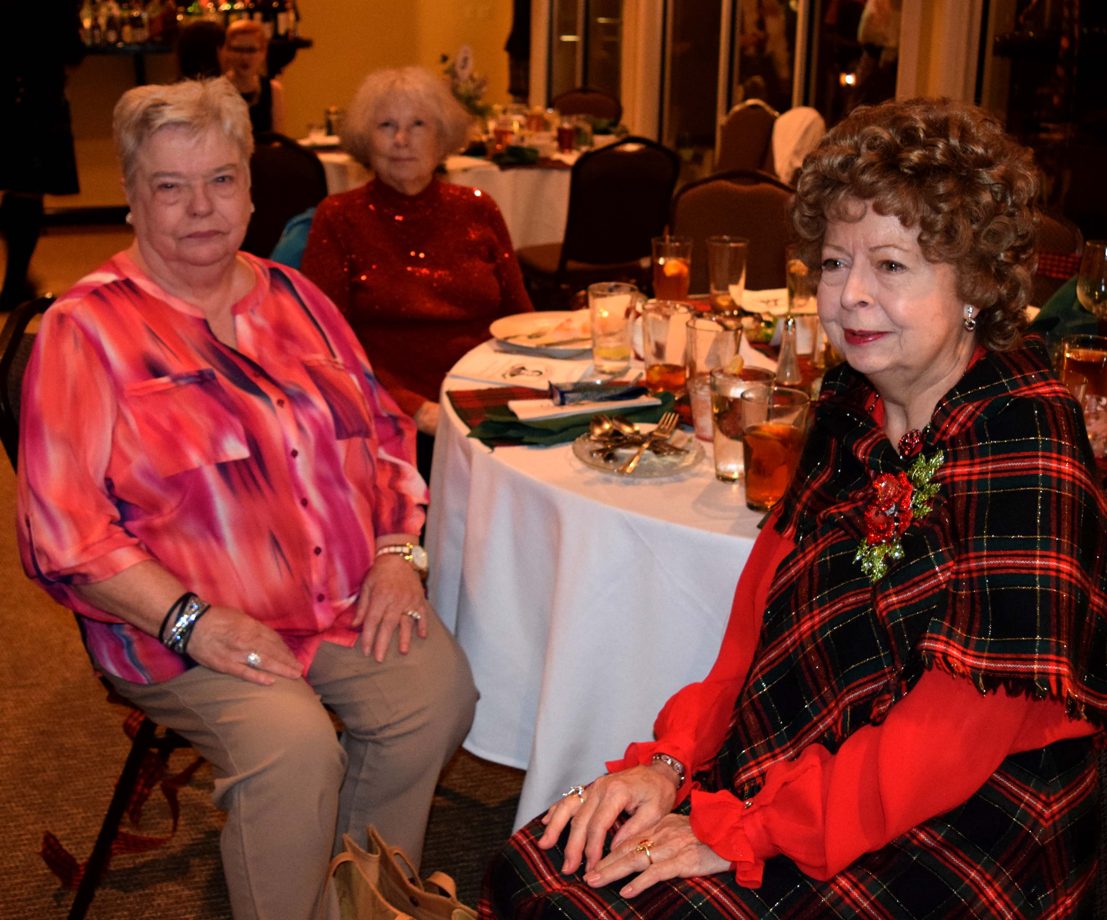 Jeanne Atkins, Marilyn Smitt, Shirley Cobb